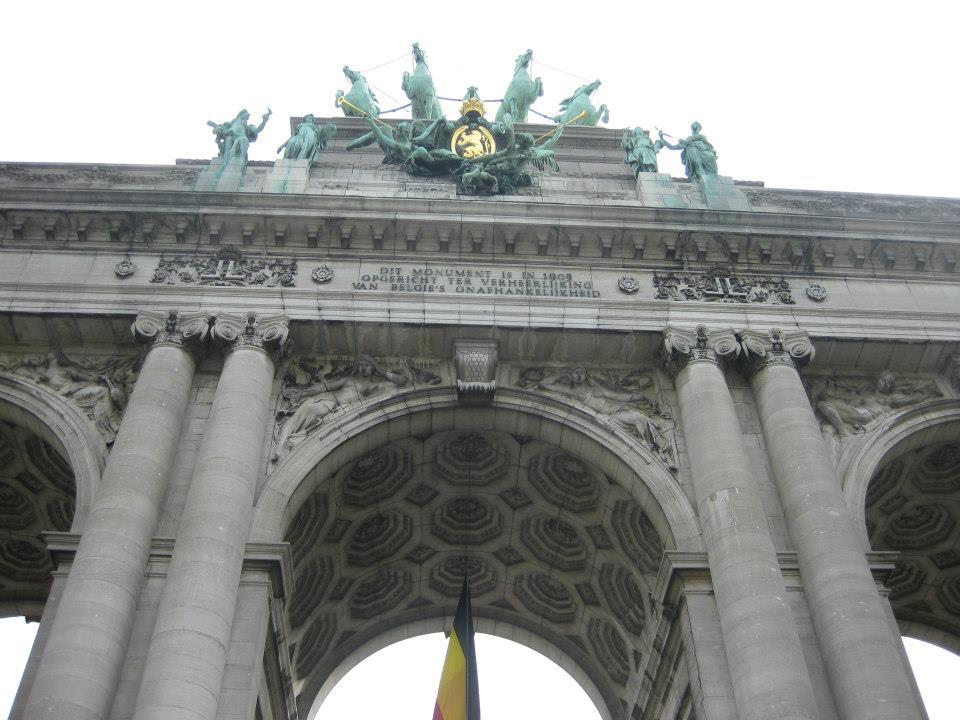 musée cinquantenaire bruxelles